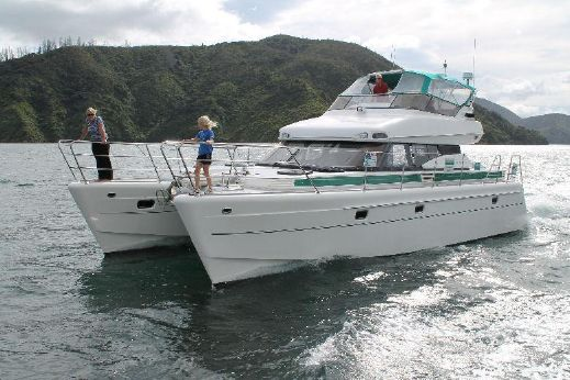 1998 Campbell/cooke Luxury Charter Catamaran