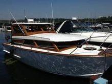 1966 Owens 28 Cruiser