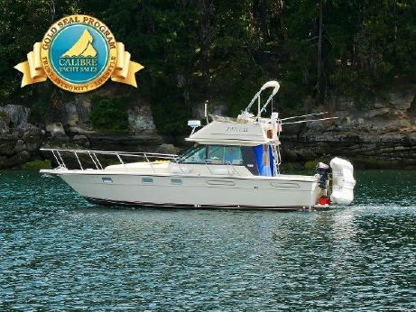 1986 Tiara 3100 Pursuit