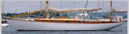 1951 Concordia Yawl