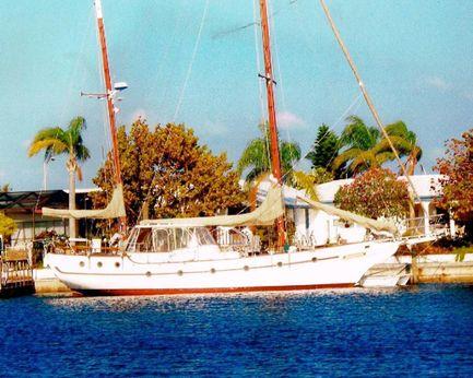 1984 Island Trader 51 Ketch