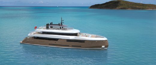 2015 Kingship Marine Limited Twin Screw Displacement Motoryacht