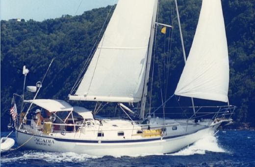 2001 Pacific Seacraft 40