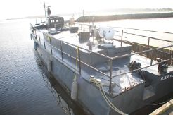 1976 Houseboat Military Boat Transport 200