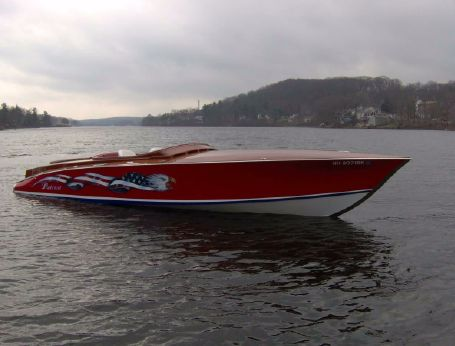 2010 Custom Built 30' Offshore Runabout
