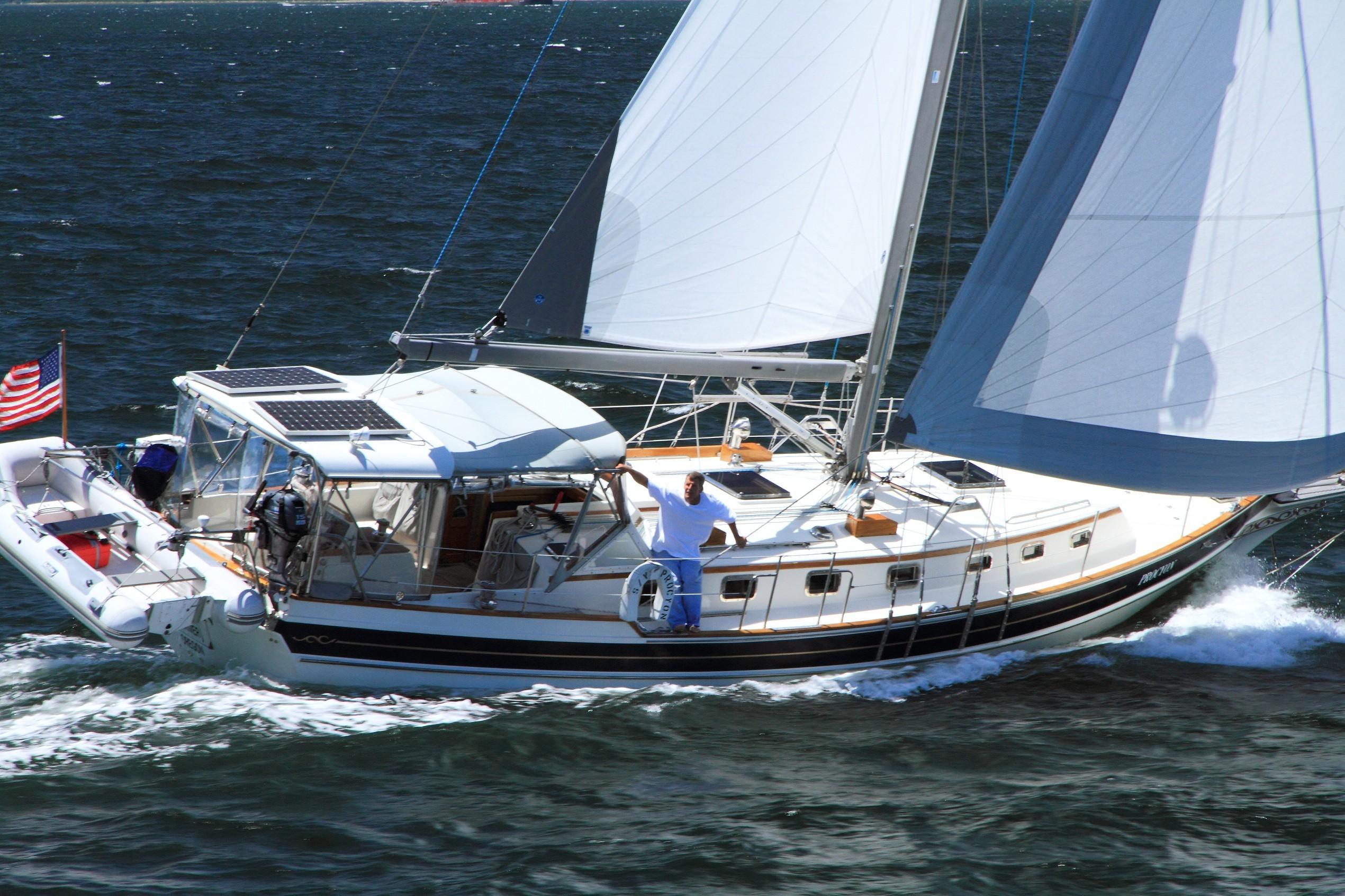 Schaefer Boom Vang 4:1 for Sailboats Up to 20-Feet