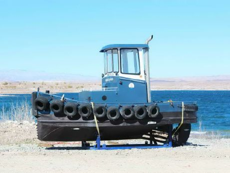 2010 Tugboat Log Bronc Mini Tug