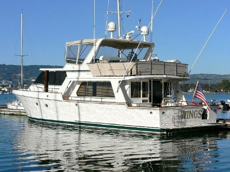 1995 Offshore 58 Pilothouse