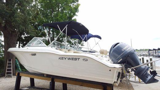 2015 Key West 211 Dual Console