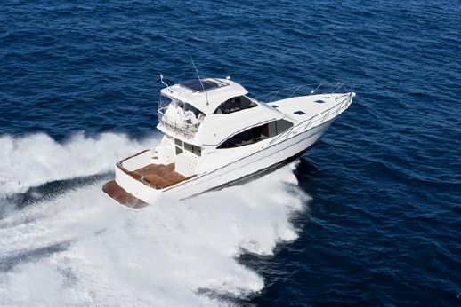 2000 Maritimo 470 Offshore Convertible