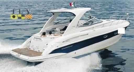 2009 Crownline 340CR