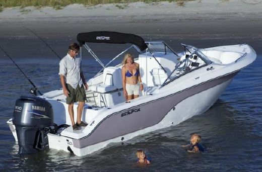 2015 Sea Fox 226 Traveler