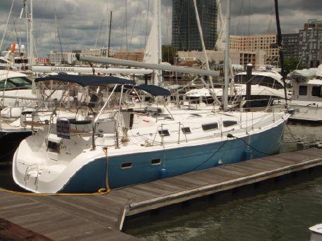 2005 Hunter 41