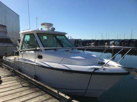 2016 Boston Whaler 285 Conquest Pilothouse