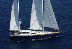 1998 Custom Notika 33m Sailing Yacht
