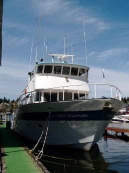 1967 Drake Craft Research Vessel