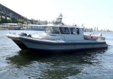 2008 Moose Boats Inc. M1 44 Custom Aluminum Cat