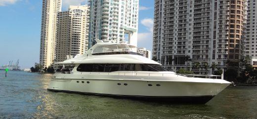 1997 Lazzara 76 Motor Yacht