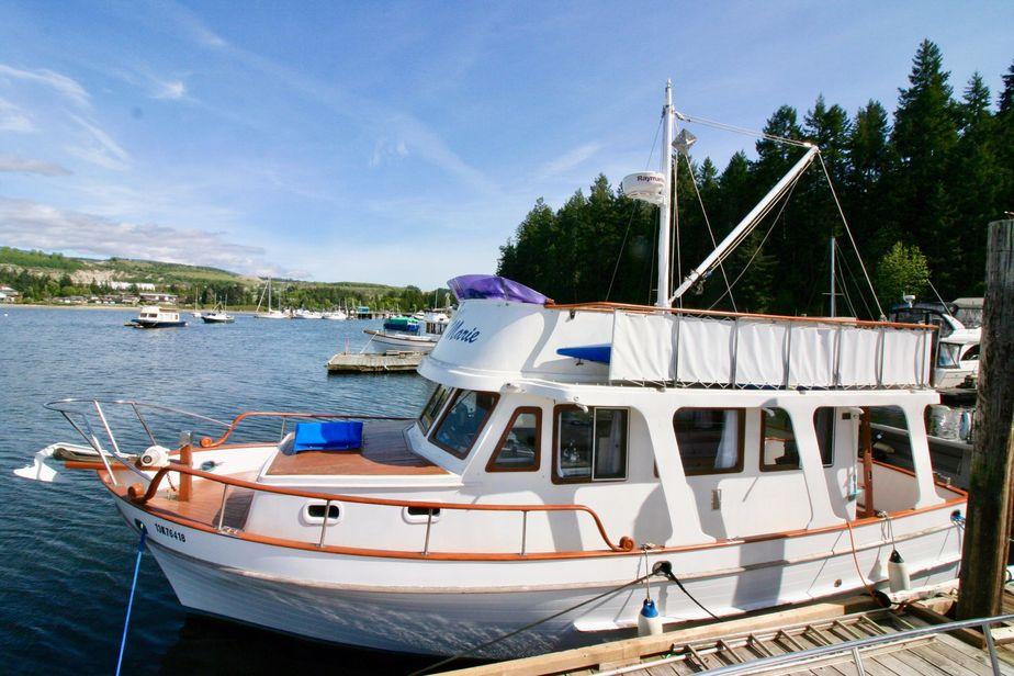 1979 chb europa trawler