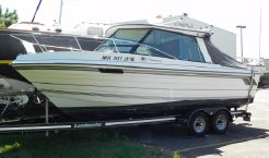 1991 Thompson 240 Fisherman