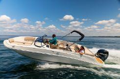 2018 Bayliner VR 6 Outboard