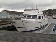 2012 Custom-Craft Steel Trawler M/Y Linaea