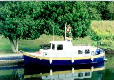 1989 Kettle Creek Steel Trawler