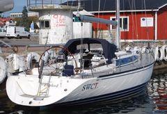 1992 X-Yachts X-412