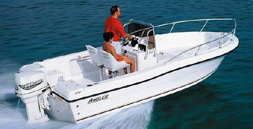 2004 Angler 180F