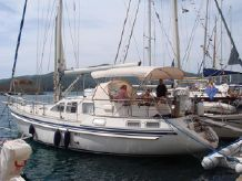 1995 Siltala Nauticat 42