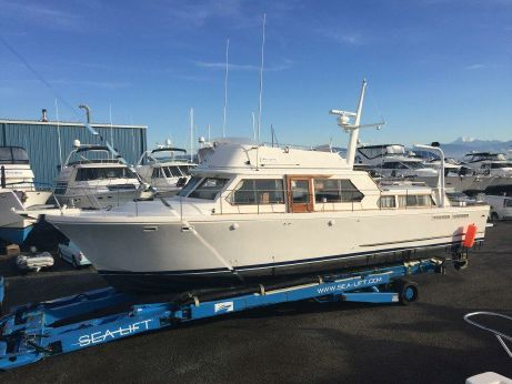 1985 Canoe Cove 53 Tri Cabin Pilothouse