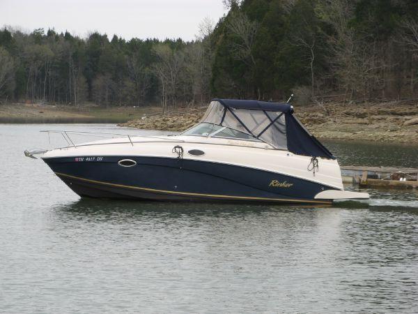 2004 Rinker Fiesta Vee 250 Power Boat For Sale Www