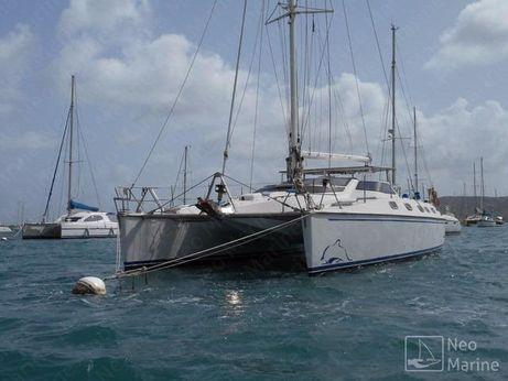 1991 Jeantot Privilege 12 Catamaran