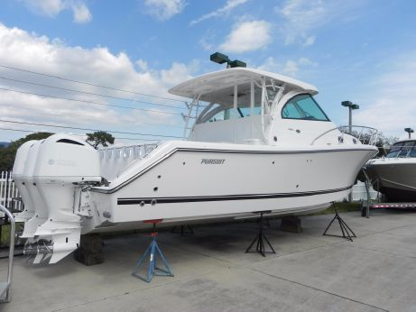 2016 Pursuit OS 385 Offshore