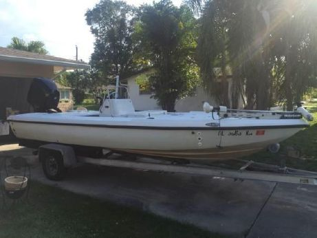 1996 Action Craft 1820