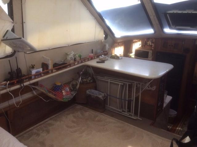 39' Lancer Yachts Motorsailor Pilothouse+Photo 11