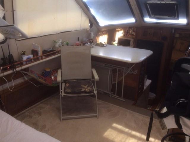39' Lancer Yachts Motorsailor Pilothouse+Photo 12