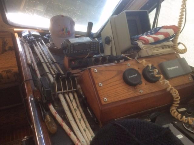 39' Lancer Yachts Motorsailor Pilothouse+Photo 14
