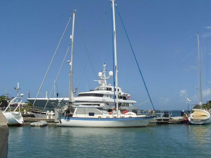 39' Lancer Yachts Motorsailor Pilothouse+Photo 7