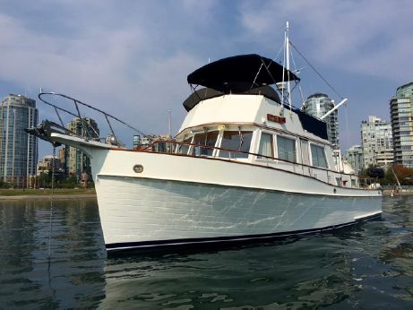 1990 Grand Banks Classic