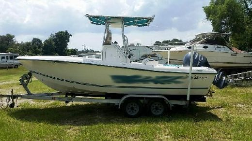 2005 Key Largo 2100 CC