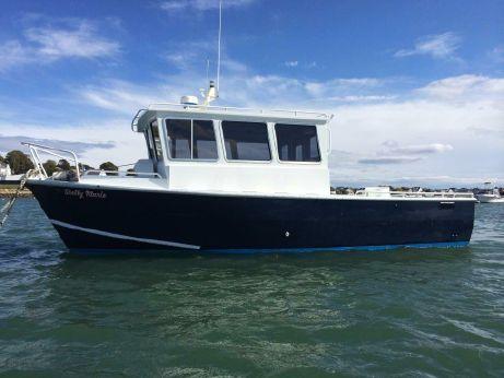 2005 Custom Built Aluminum Workboat