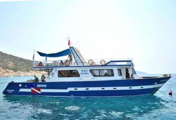 1998 Ozkalay Dive Boat