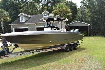 2006 Wellcraft 32 CCF