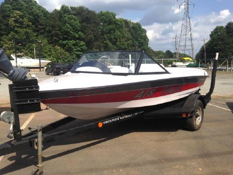 1998 Correct Craft Ski Nautique 176