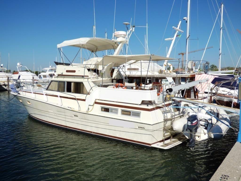 1979 viking viking 43 duble cabine power boat for sale for Viking 43 double cabin motor yacht