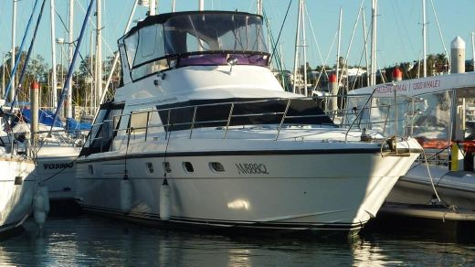 1994 Seahawk Flybridge Cruiser