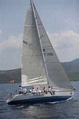 1992 X-412 Yacht