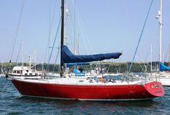 1969 C & C Race boat