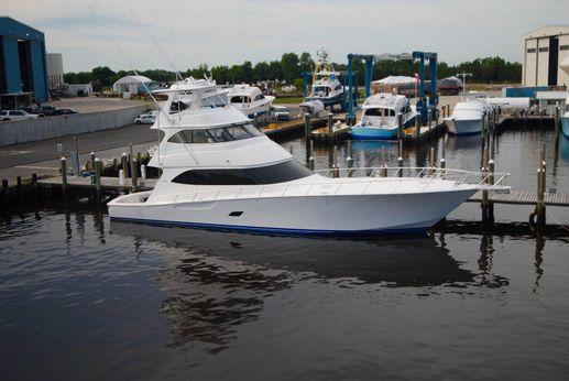 2012 Viking Yachts EB76